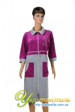 женский халат Guzel 2040 оптом, купить оптом женские халаты