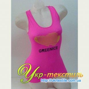 """Майка борцовка """"GreeNice"""" 2140"""