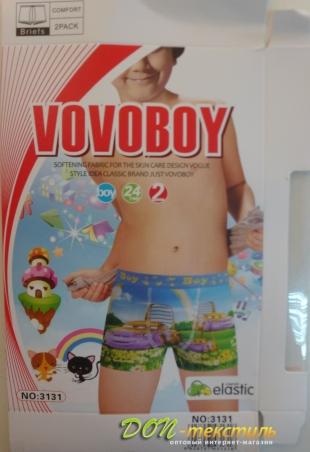 Трусы шорты на мальчика 3131 Vovoboy