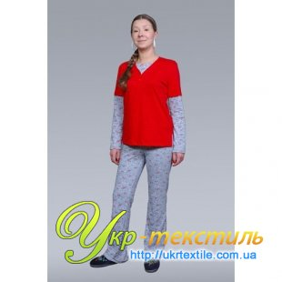 Пижама женская 6207