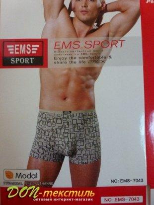 Трусы EMS 7043