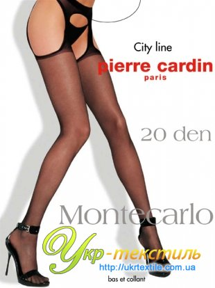 Чулки - пояс Montecarlo 20