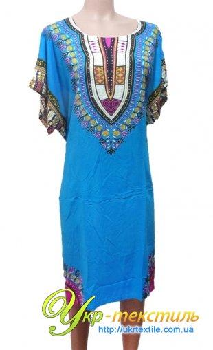 Платье х/б 15001