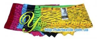 Трусы женские с тигром 00161