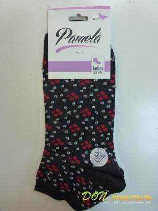 Носки женские короткие Pamella