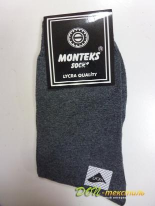 Носки мужские стрейч Monteks