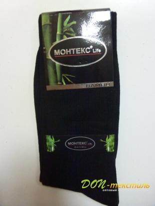 "Носки мужские бамбук ""Montex"" 11632"