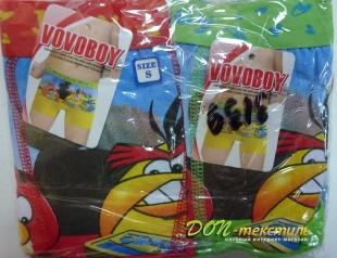 Трусы шорты на мальчика 3139 Vovoboy