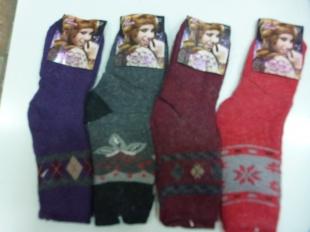 Носки махровые женские Пиона