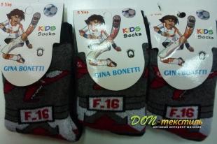 Носки детские махра Gina Bonetti