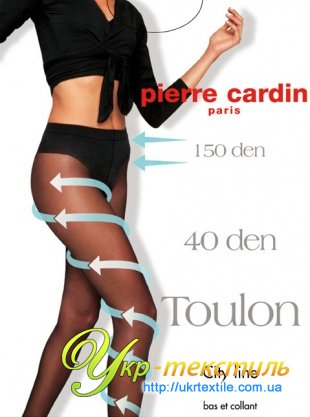 Колготы Toulon 40
