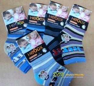 Носки детские махровые  Hebox