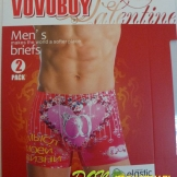 Трусы Vovoboy 2239