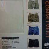 Трусы мужские COMMITMENT 6106