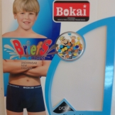 Трусы шорты на мальчика Bokai 898