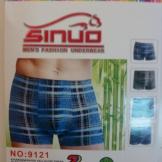 Трусы мужские Sinuo 9121