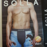 Трусы Solla 9465