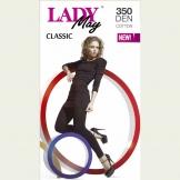 """Гамаши женские """"Lady May"""" 350 den"""