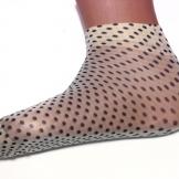 Носки безразмерные в пучке потом