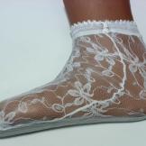 Носки женские гипюровые безразмерные