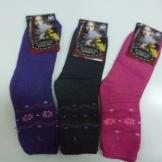Носки махровые женские Лейюен