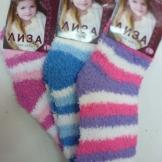 Носки детские махровые  Лиза