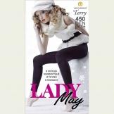 """Гамаши женские """"Lady May"""" 450 den"""