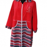 Велюровый халат стас мода 175в